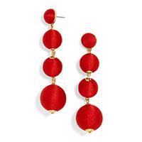 BaubleBar Criselda Ball Shoulder Duster Earrings — $48. Shop my faves at beautybyjessika.com.