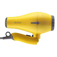 Drybar Baby Buttercup Travel Blow Dryer — $135. Shop my holiday gift picks at beautybyjessika.com.