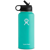 Hydro Flask 32 oz. Wide Mouth w/ Straw — $44.95. Shop my holiday gift picks at beautybyjessika.com.