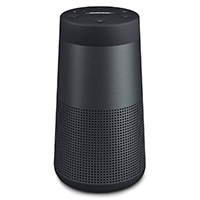 Bose SoundLink Revolve Bluetooth Speaker — $199. Shop my holiday gift picks at beautybyjessika.com.