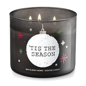 Tis The Season Candle - Bath & Body WOrks