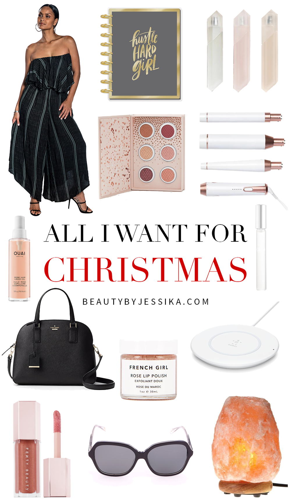 Here's my first gift guide of the holiday season! The most perfect gifts to shop on Cyber Monday. Read more on beautybyjessika.com.