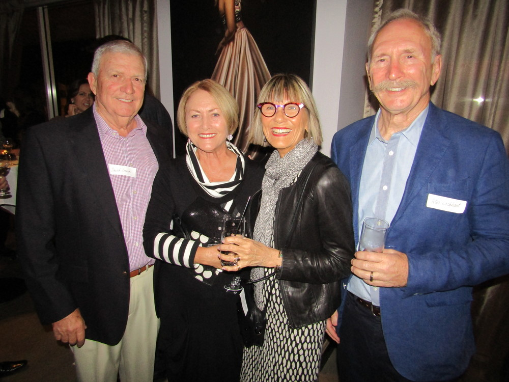 David Cronin, Lyndell Cronin, Moira Lockart and Peter Lockart.JPG