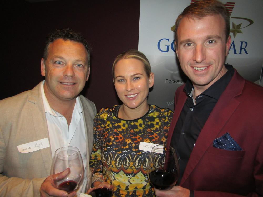 Simon Pugh, Holly Douglas and Robert Douglas.JPG