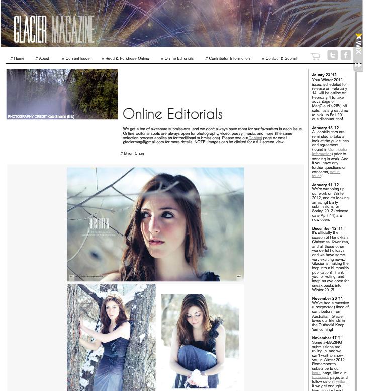 Glacier Mag (2012)