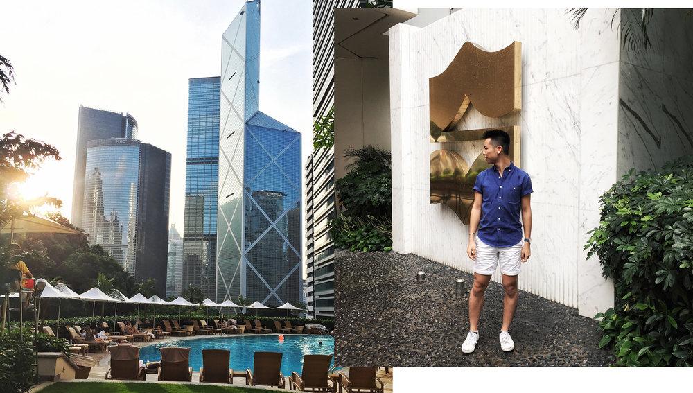 Island Shangri-La X Brian HK Chan Instagram Takeover