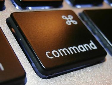 The current command key. Photo by Abelardo Gonzalez on  flickr .