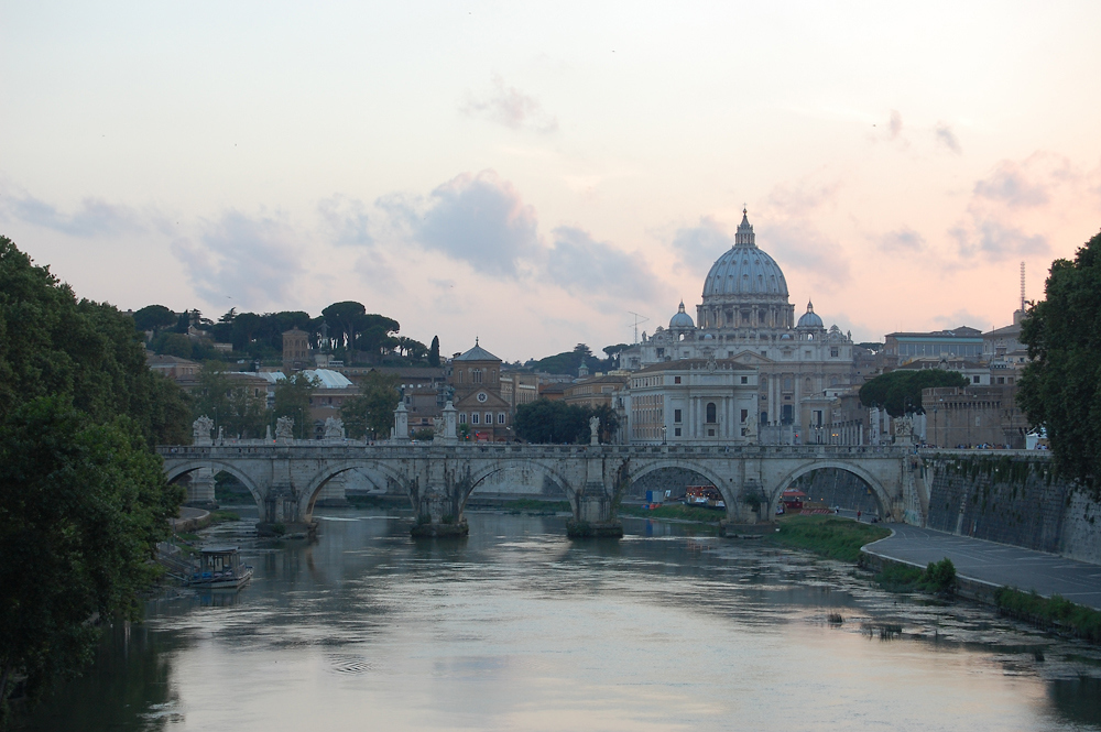 Italy's Great Cities - 8-Day Tour From Rome to Rome