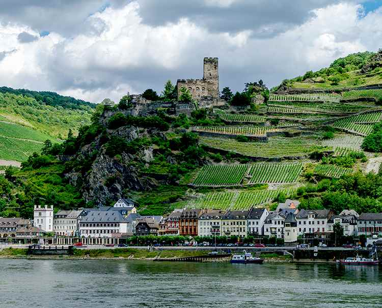 Captivating Rhine - 7-Night Cruise from Amsterdam to Basel