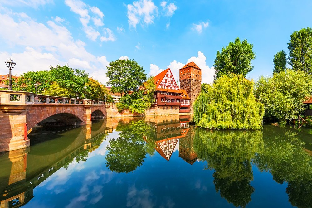 Blue Danube Discovery - 7-Night Cruise from Budapest to Nuremberg
