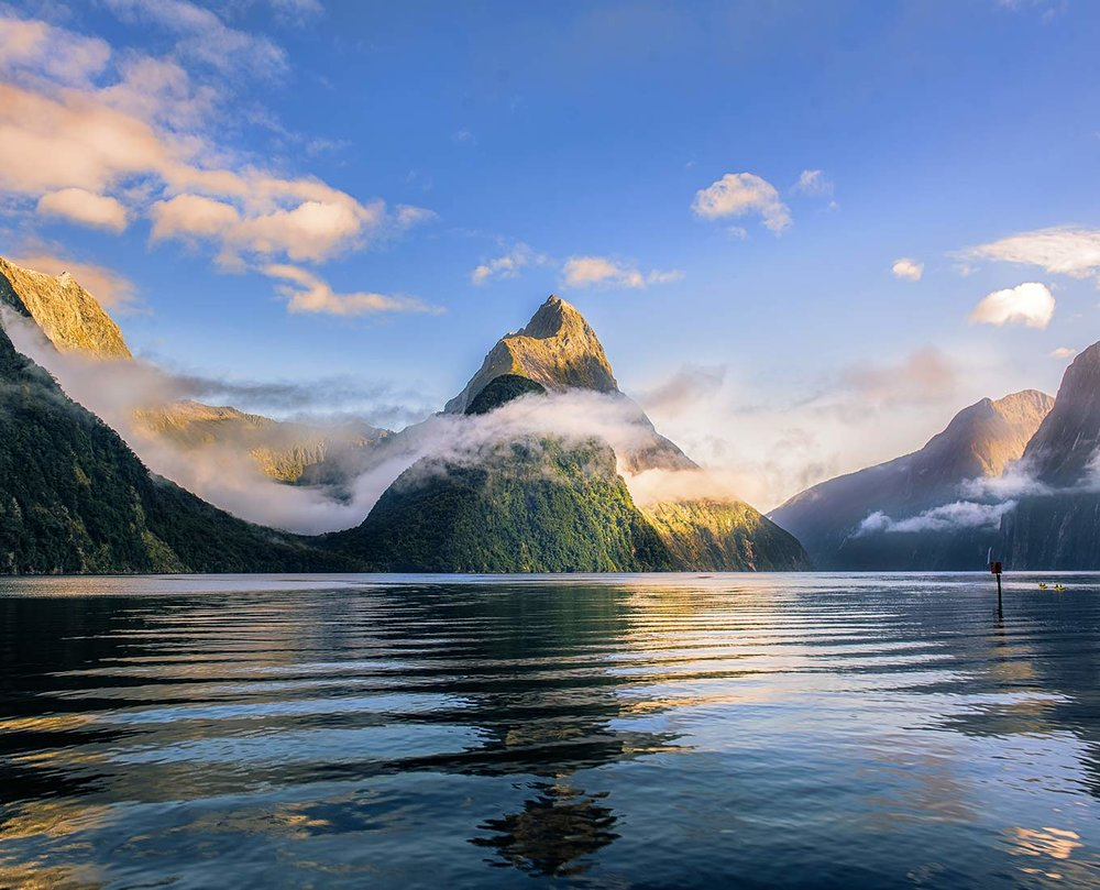 New Zealand Immersion -