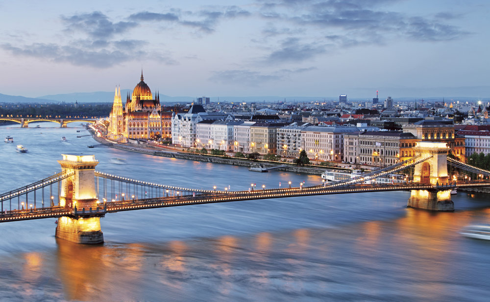 Iconic Danube - 8-Day Cruise from Budapest to MunichMarch 27 - April 3, 2019