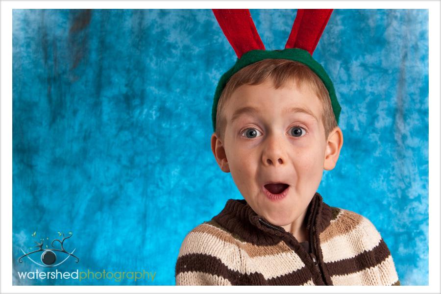 Logan, Christmas 2009