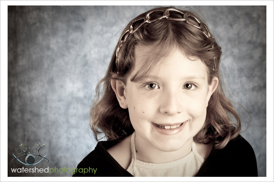 Kaitlyn, Portrait December 2009