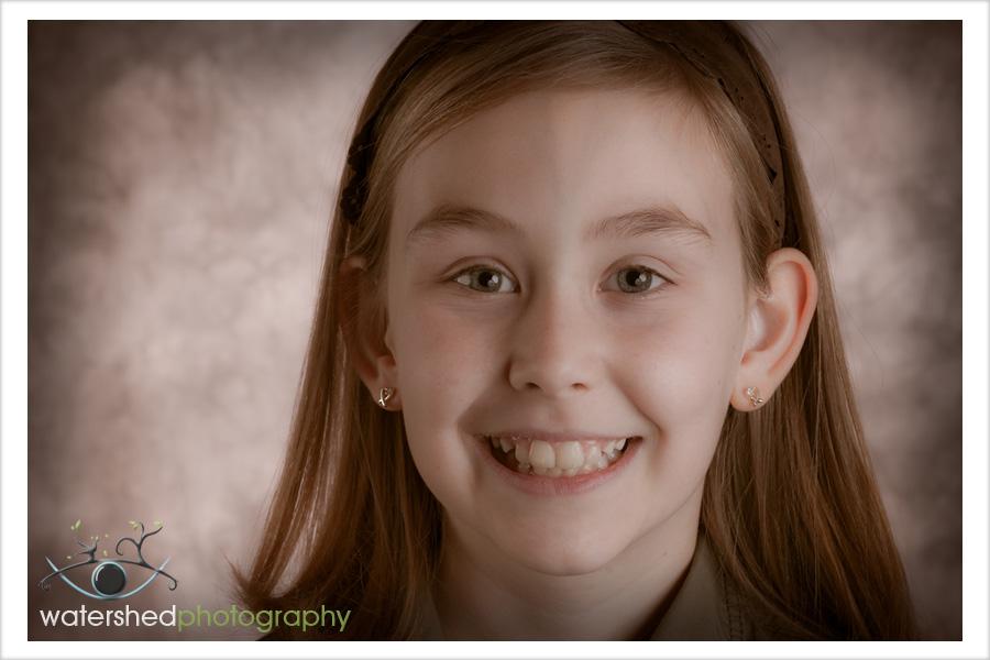 Abby, Christmas 2009