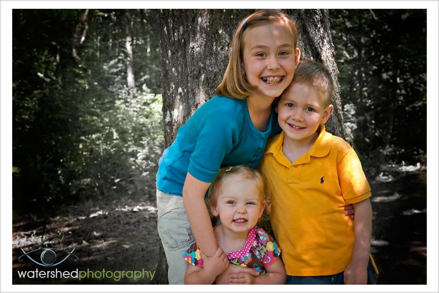 Picard Children Portrait June 2009