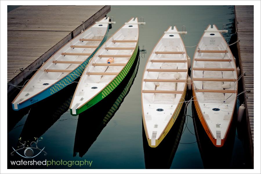 False Creek Boat Launch, Vancouver BC