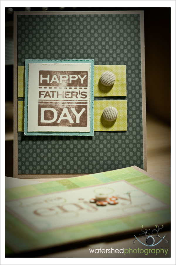 Happy Father's Day card, 2009