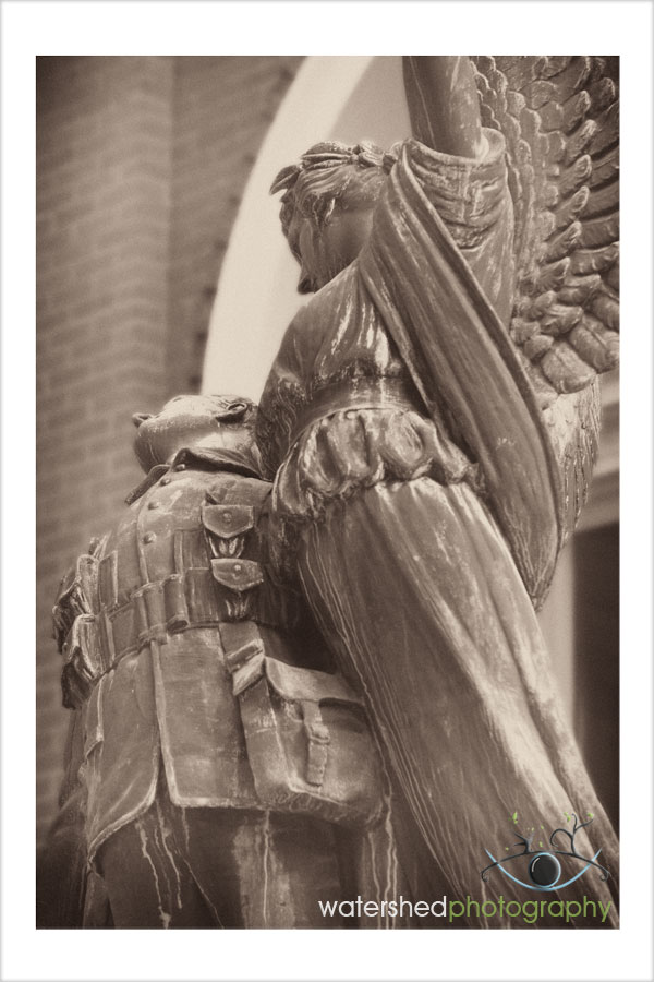 Angel of Victory, Vancouver BC War Memorial