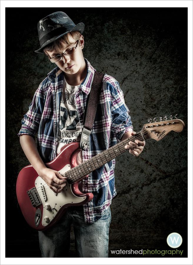 """HDR image """"Guitar Slinger"""""""