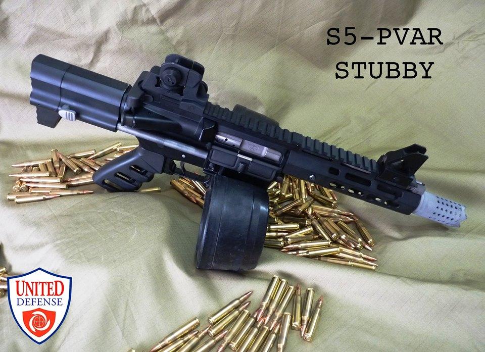 S5 STUBBY