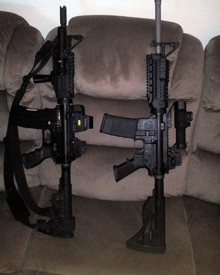 Andrew Mueller UDMC Rifle Picture