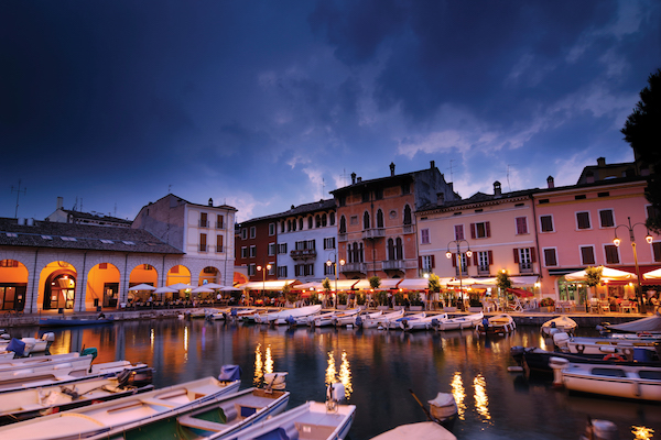 Desenzano, capital of Lake Garda