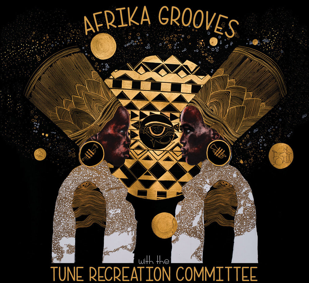 ALBUM OUT NOW - Afrika Grooves 2019