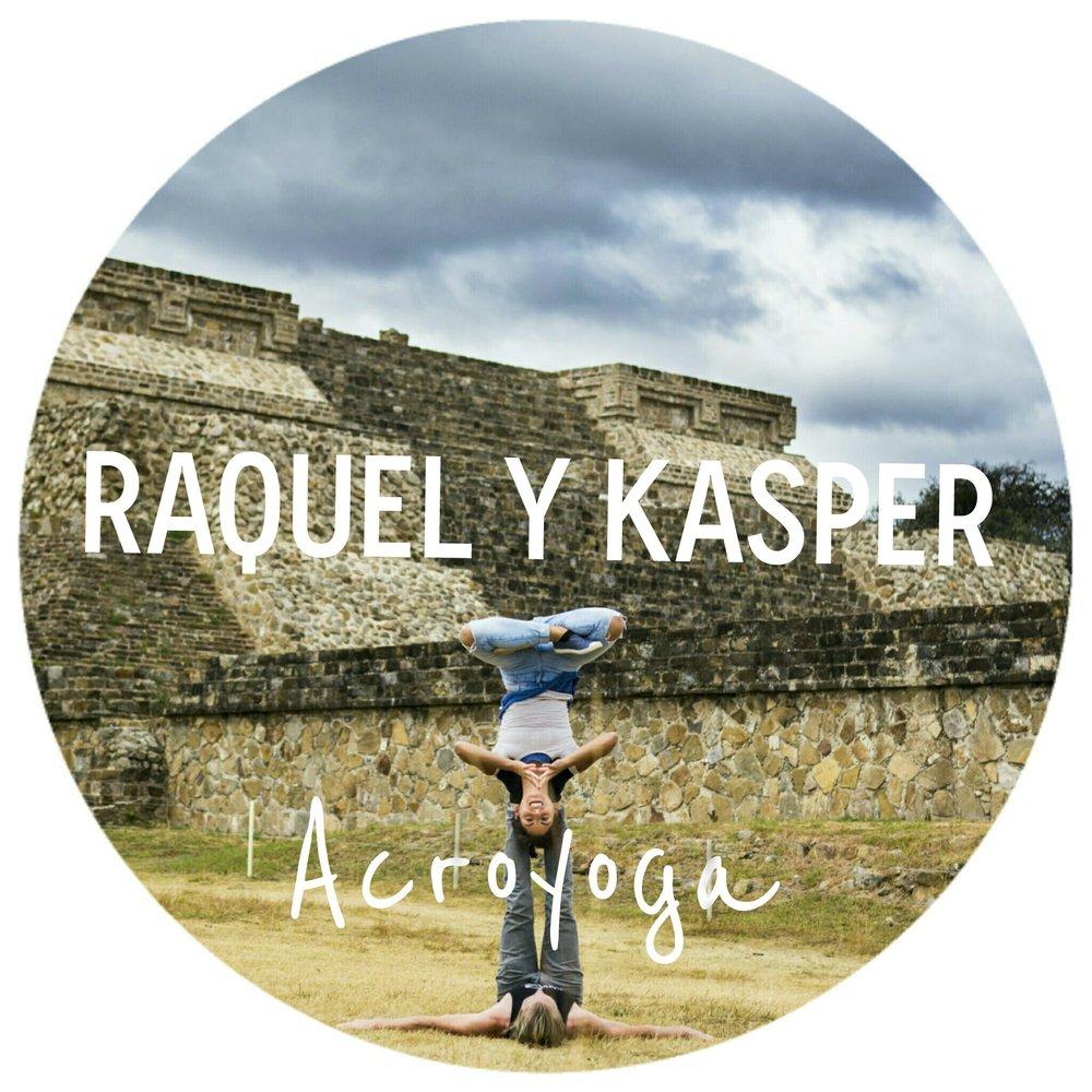 Raquel y Kasper