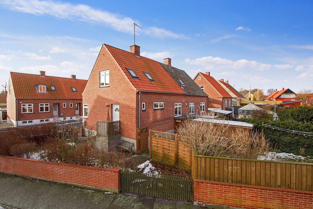 Our new home in Bornholm // La nuova casetta nell'isola di Bornholm