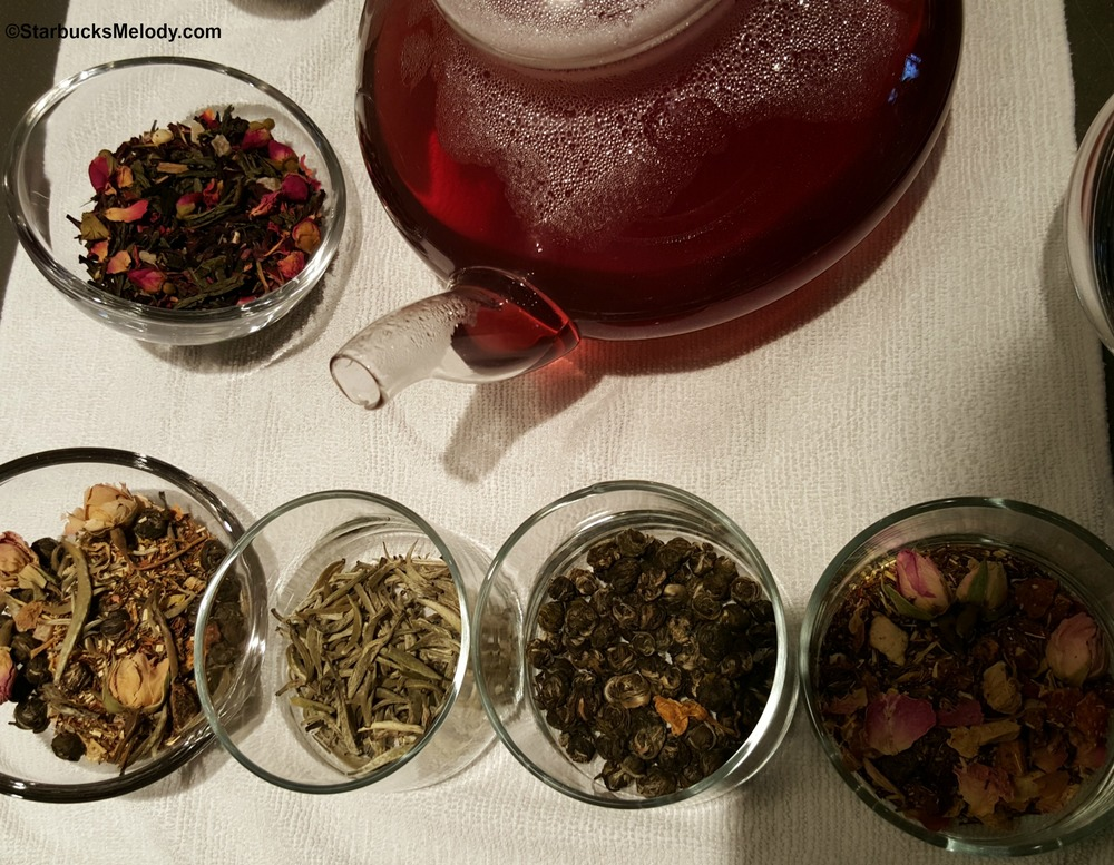 2 - 1 - 20151129_105410 getting set up for Teavana tea tasting.jpg