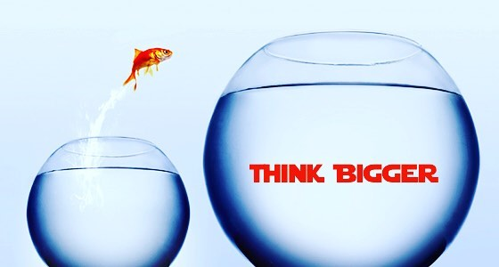 Is the life you're living really as big as it can get? ⠀ ⠀ #hint #theanswerisno
