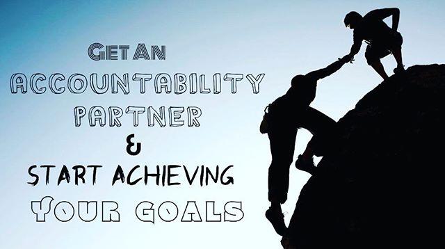 """Accountability is the breakfast of champions."" -Gary Keller⠀ ⠀ #accountability #80percentofsuccess"