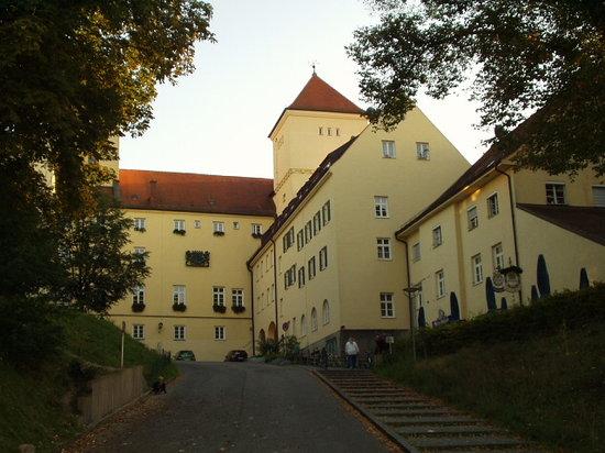 Weihenstephaner Brewery Source: TripAdvisor