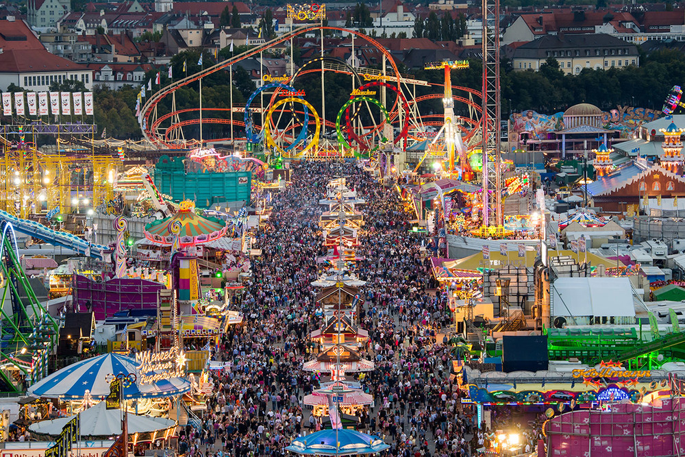 Oktoberfest 2014 Source: IBTimes
