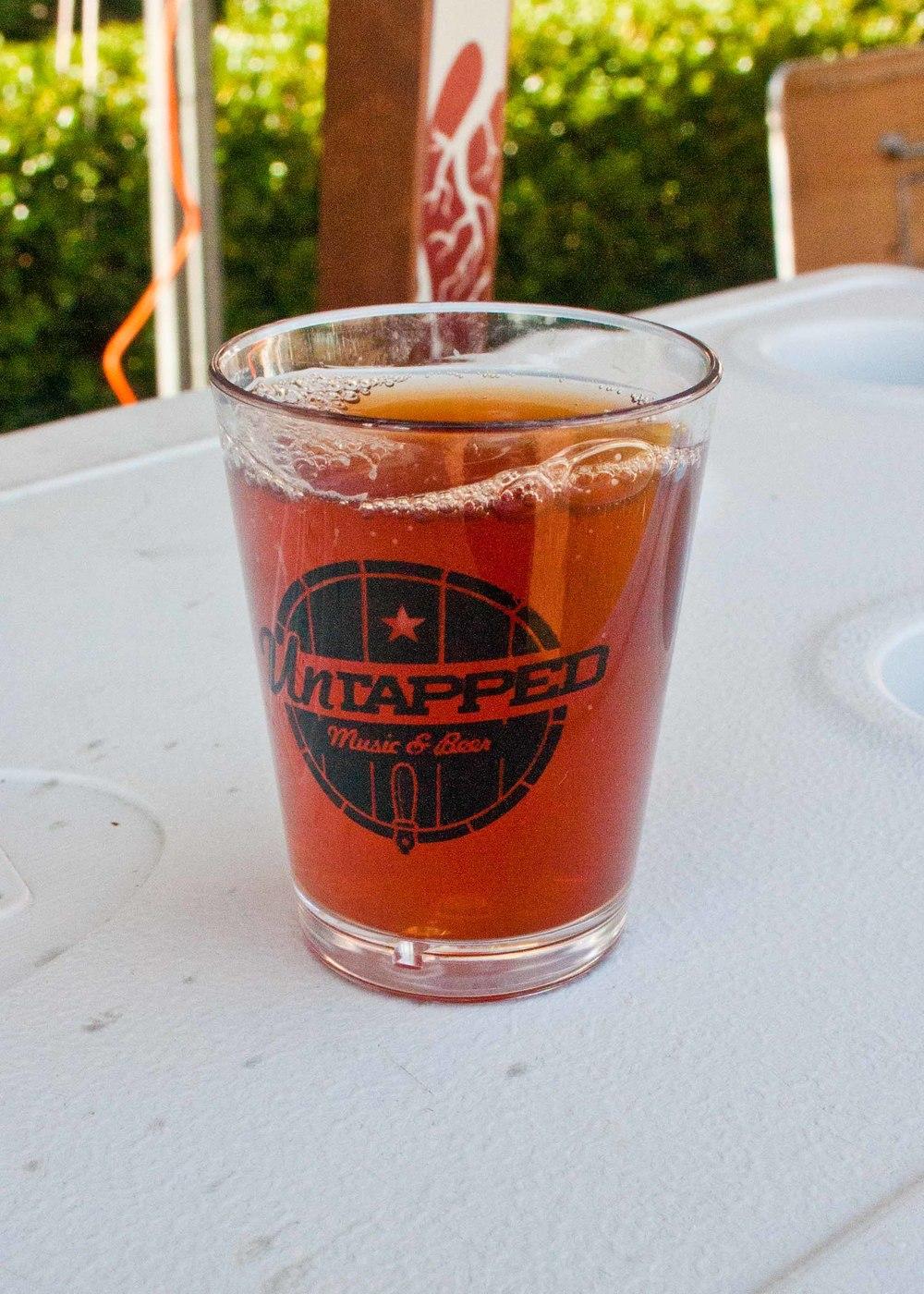 Bishop Cider Legenberry
