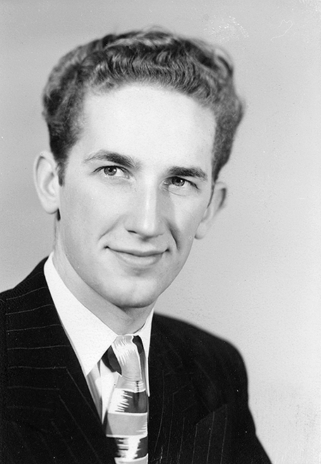 Elder Richard G. Scott, 1928-2015. When we see him again, he just may look like this.