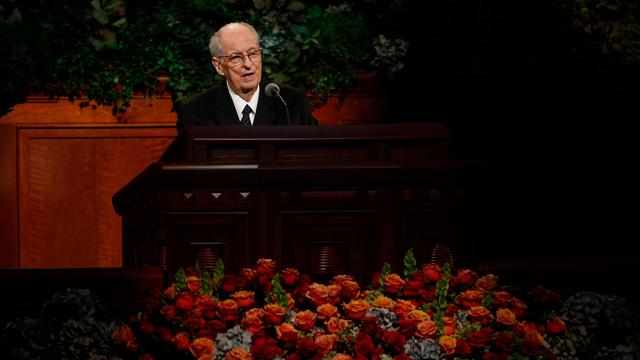 Elder Robert D. Hales, October 2013 General Conference. www.lds.org