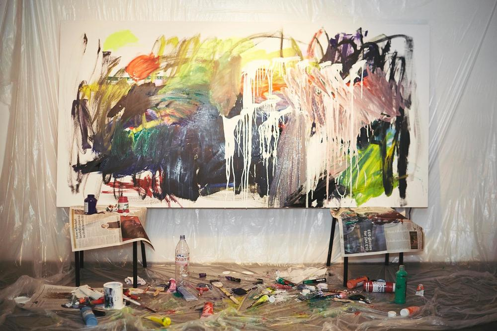 Anna Kolosova: Synaesthetic Painting