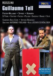 GUILLAUME TELLon DVD - The DVD of this Rossini in Wildbad production with my choreographies can be purchased on Amazon.