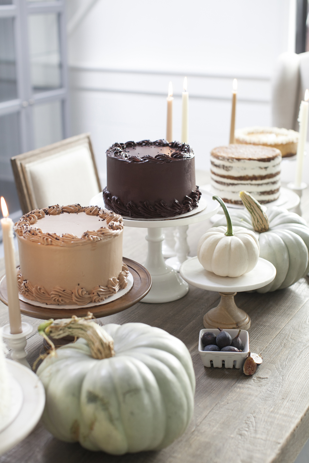 Thanksgiving Desserts in Seattle | The SweetSide | Seattle Celebration Cakes | Katie Parra Photography