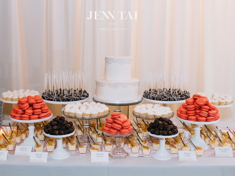 Seattle Sweets and Desserts by The SweetSide | Wedding Dessert Bar Service in Seattle