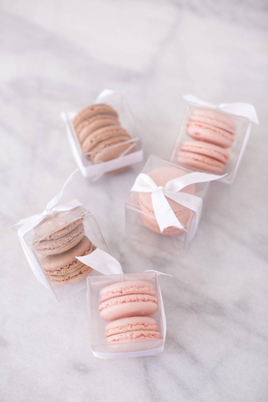2 Pack Macarons