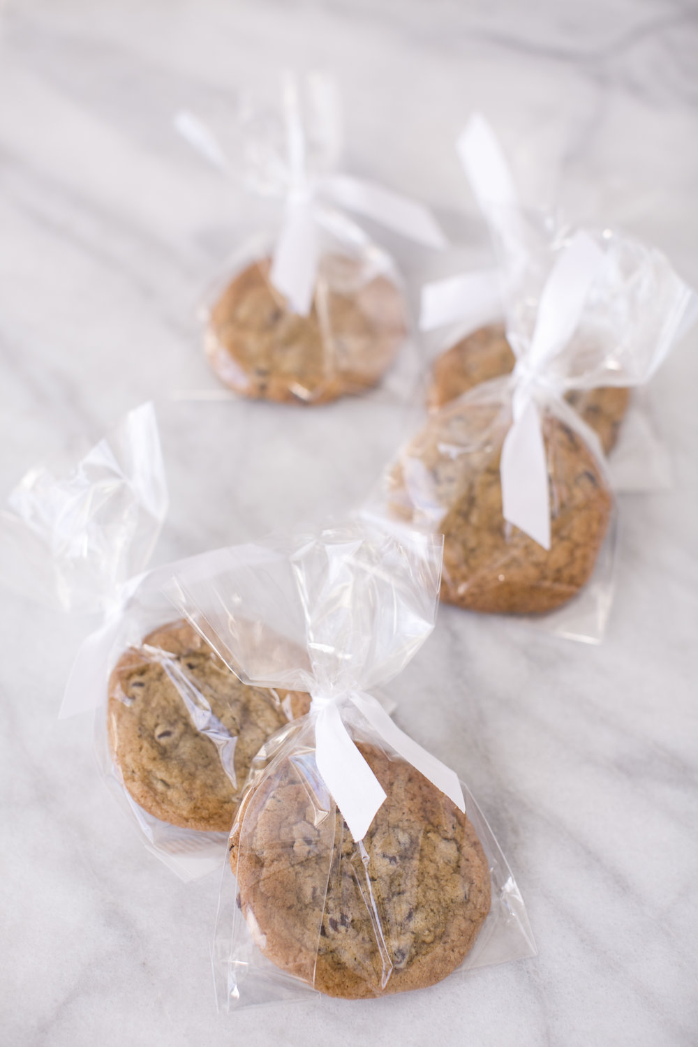 CHOCOLATE CHIP COOKIE FAVOR