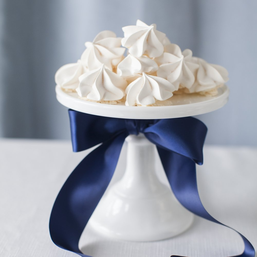 Sweet Meringue Cookies    $20 dozen