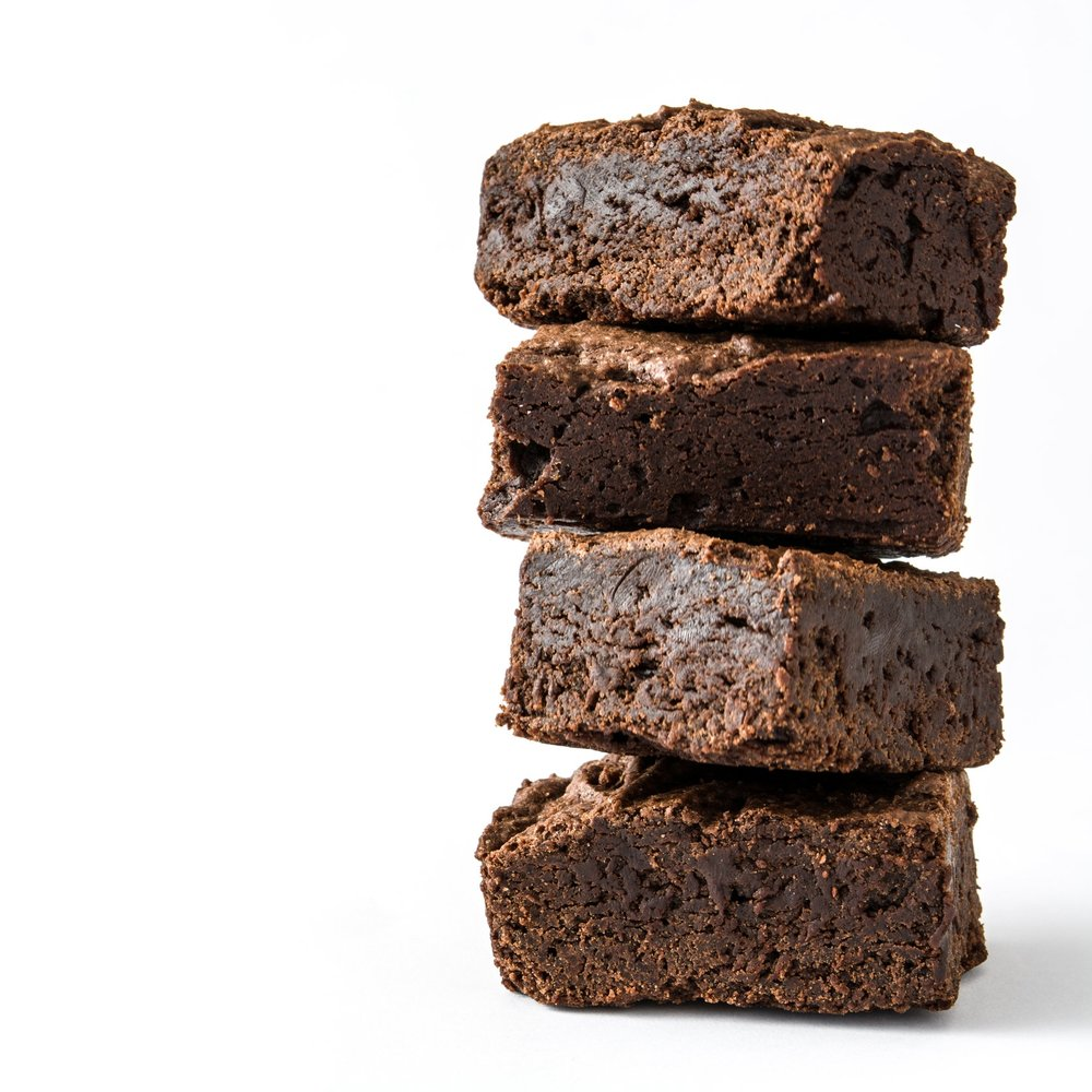 Brownies  Classic, German Chocolate, Peanut Butter or Double Chocolate  $30