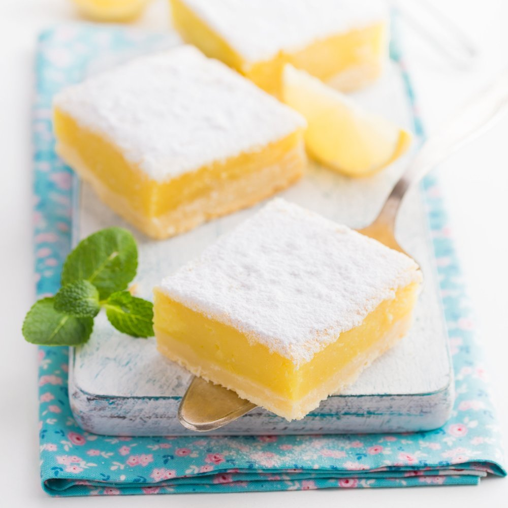 Lemon Bars     $30