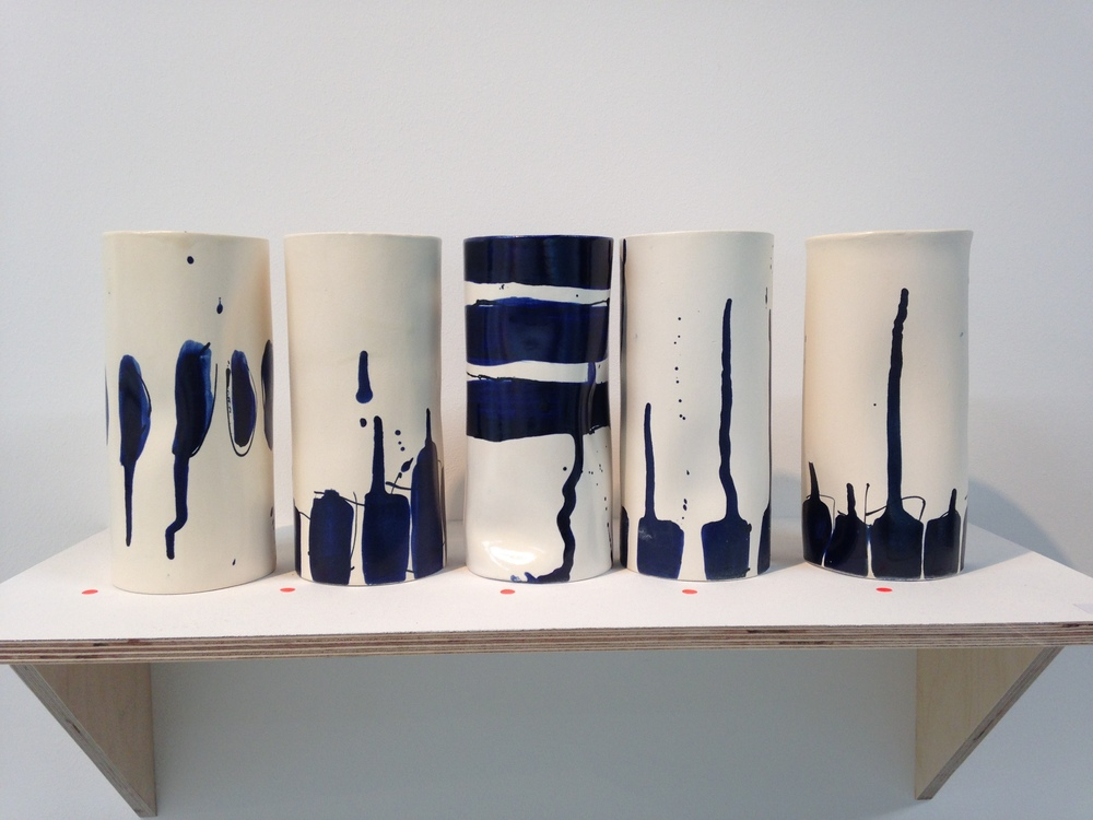 Royal College of Art Ceramics - Miche Follano
