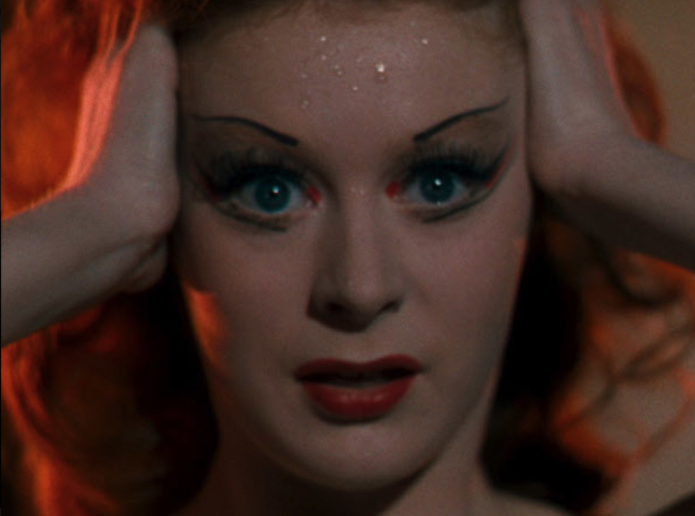 "Moira Shearer in einer Filmszene aus ""The Tales of Hoffmann"""