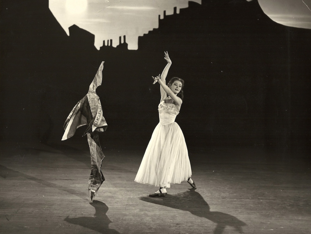 """Filmstill aus """"The Red Shoes"""""""